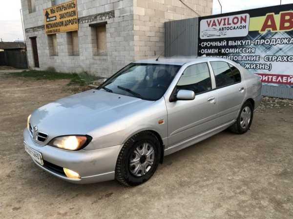 Nissan Primera, 2001 год, 169 000 руб.