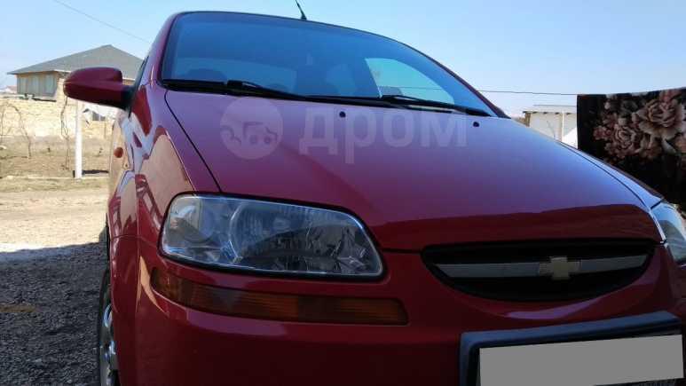 Chevrolet Aveo, 2004 год, 220 000 руб.