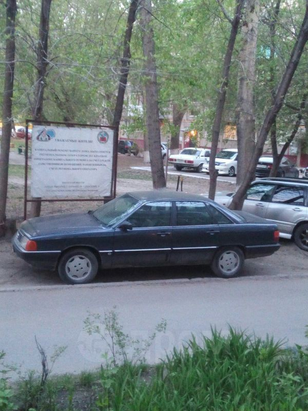 Audi 100, 1986 год, 70 000 руб.