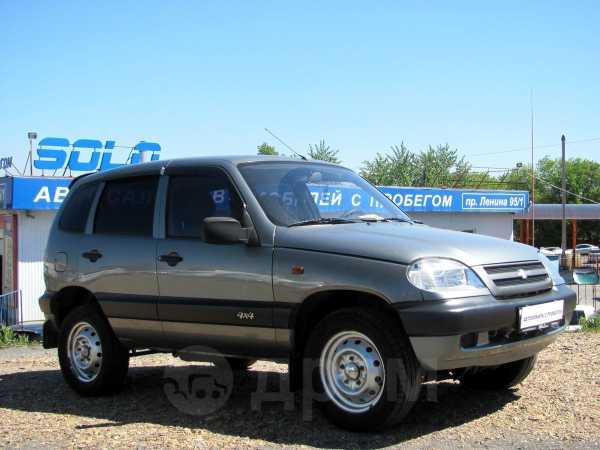 Chevrolet Niva, 2007 год, 234 900 руб.