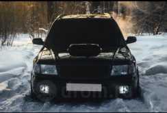 Новосибирск Forester 1998