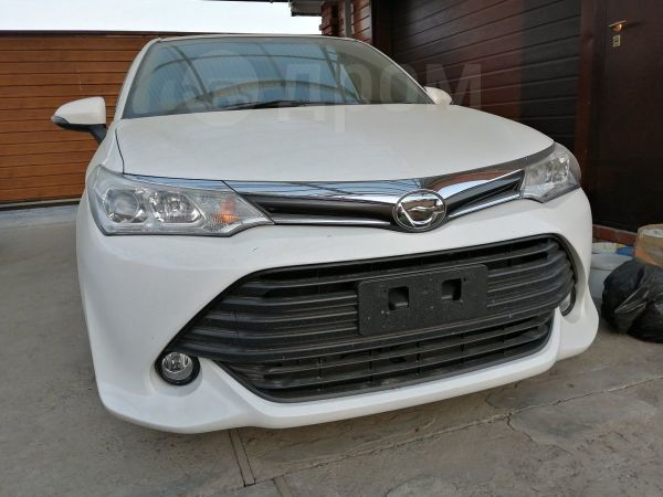 Toyota Corolla Axio, 2016 год, 699 000 руб.