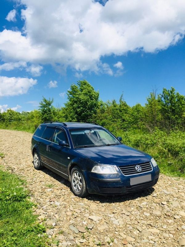 Volkswagen Passat, 2002 год, 245 000 руб.