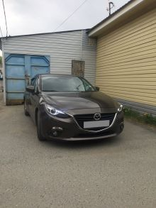 Заводоуковск Mazda3 2014