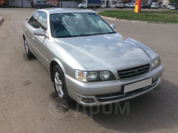 Toyota Chaser, 2000 год, 335 000 руб.