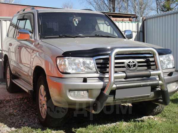 Toyota Land Cruiser, 2001 год, 1 030 000 руб.