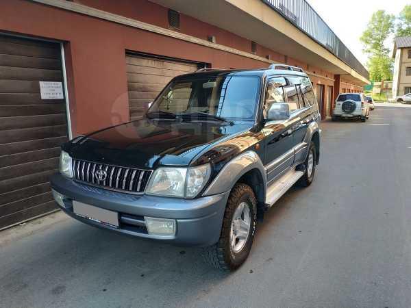 Toyota Land Cruiser Prado, 2002 год, 795 000 руб.