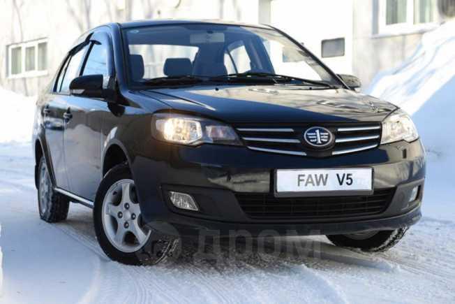FAW V5, 2013 год, 202 000 руб.
