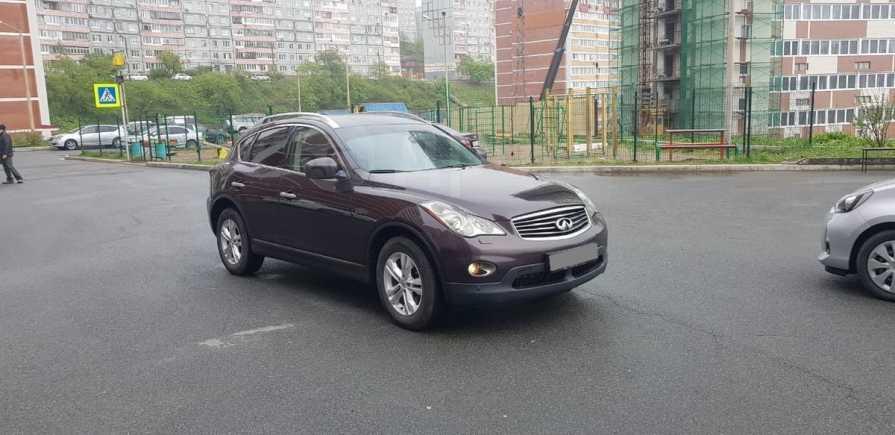 Infiniti EX35, 2009 год, 995 000 руб.