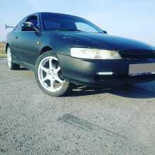 Чаны Corolla Levin 1993