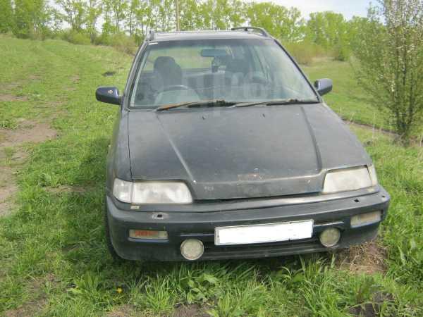 Honda Civic Shuttle, 1991 год, 59 000 руб.
