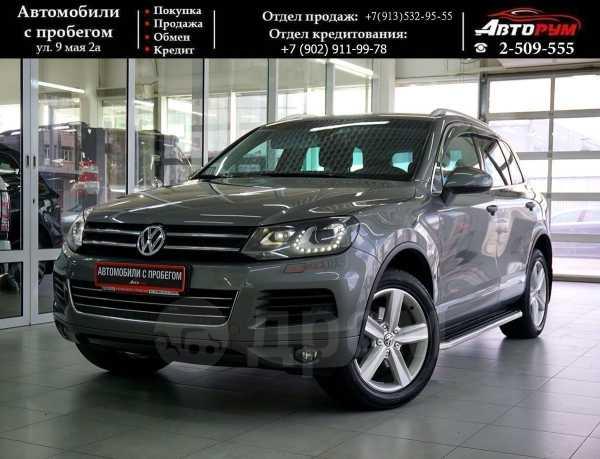 Volkswagen Touareg, 2012 год, 1 397 000 руб.