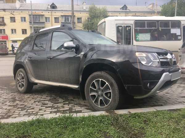 Renault Duster, 2017 год, 780 000 руб.