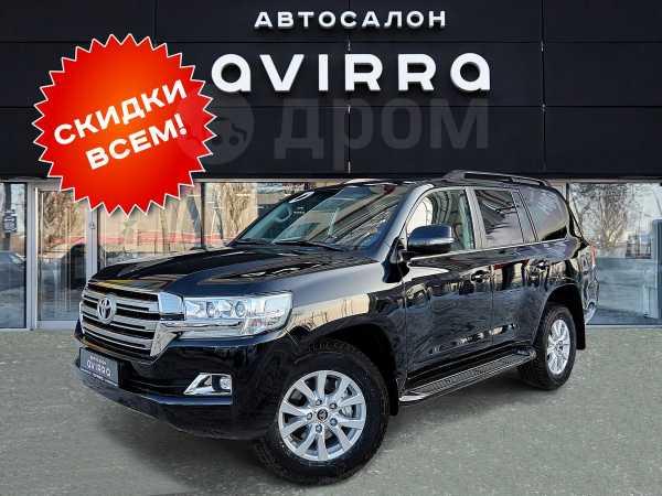 Toyota Land Cruiser, 2019 год, 4 979 000 руб.