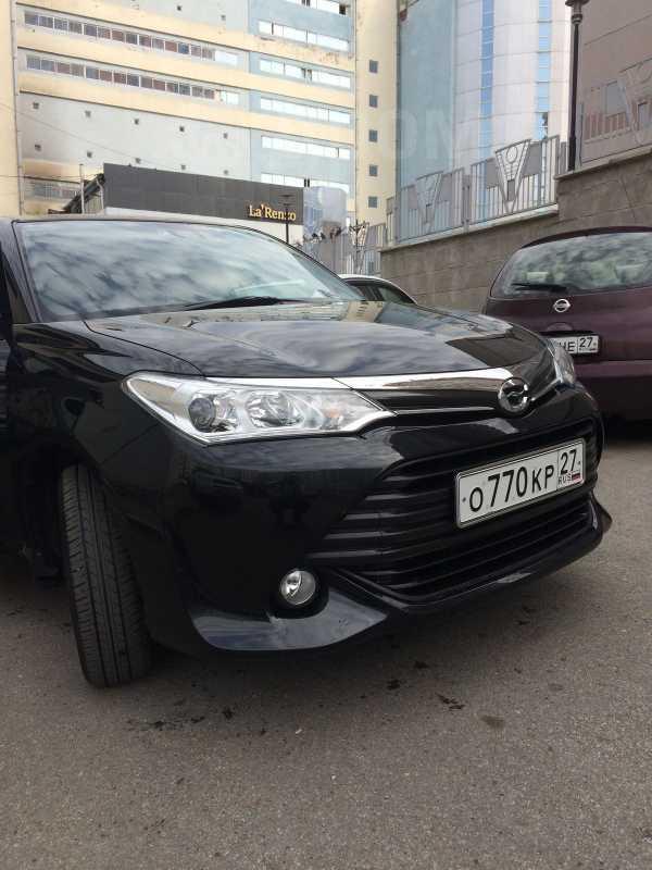 Toyota Corolla Fielder, 2015 год, 770 000 руб.