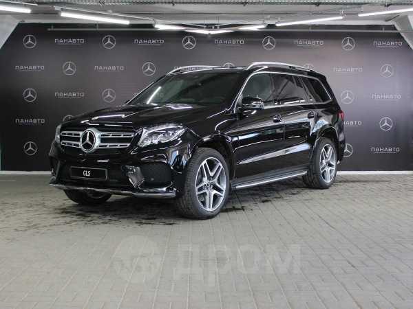 Mercedes-Benz GLS-Class, 2019 год, 5 758 004 руб.