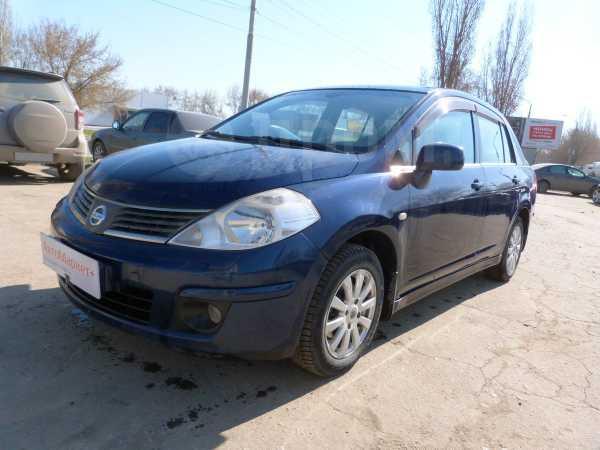 Nissan Tiida, 2007 год, 319 000 руб.