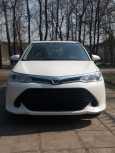 Toyota Corolla Axio, 2015 год, 799 000 руб.
