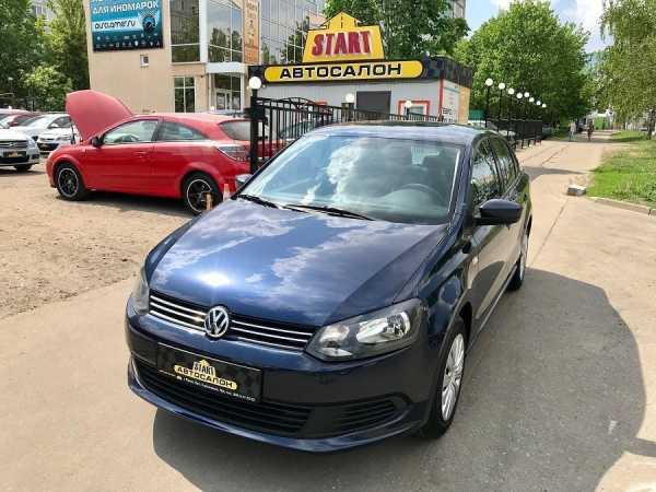 Volkswagen Polo, 2014 год, 529 000 руб.