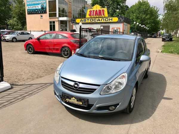 Opel Corsa, 2008 год, 278 000 руб.