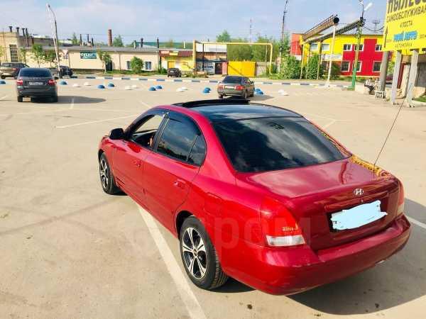 Hyundai Elantra, 2003 год, 150 000 руб.