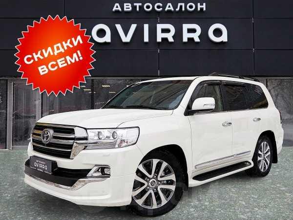 Toyota Land Cruiser, 2019 год, 5 460 000 руб.