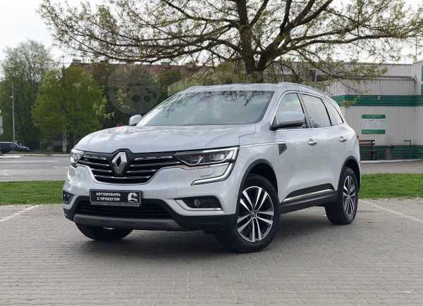 Renault Koleos, 2017 год, 1 679 000 руб.