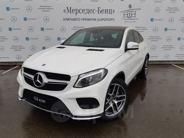 Mercedes-Benz GLE Coupe, 2019 год, 5 709 302 руб.