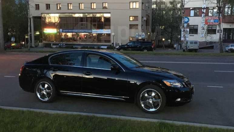 Lexus GS450h, 2007 год, 510 000 руб.