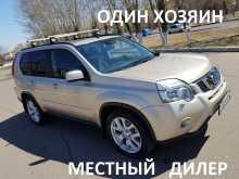 Улан-Удэ X-Trail 2012