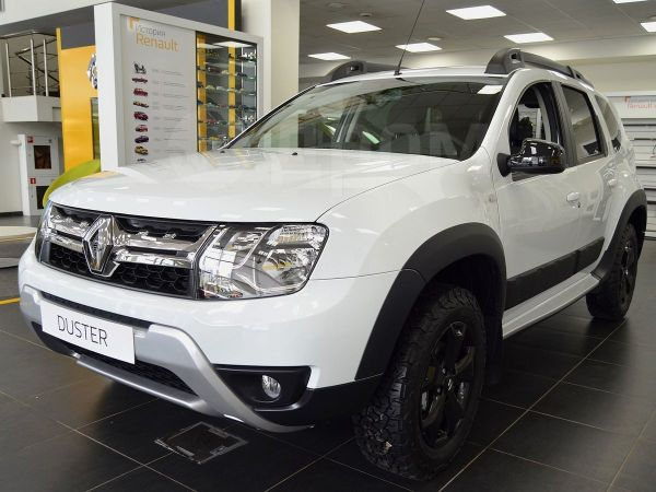 Renault Duster, 2019 год, 1 079 980 руб.