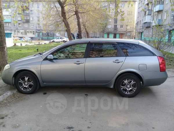 Nissan Primera, 2002 год, 290 000 руб.