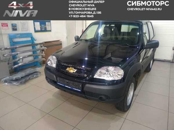 Chevrolet Niva, 2019 год, 549 000 руб.