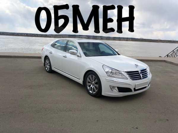 Hyundai Equus, 2011 год, 990 000 руб.