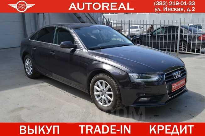 Audi A4, 2013 год, 840 000 руб.