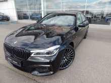 Тверь BMW 7-Series 2018