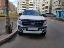 Красноярск Ranger 2013