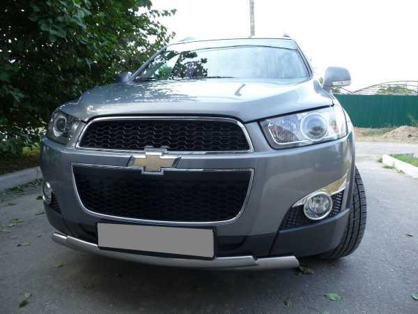 Chevrolet Captiva, 2012 год, 700 000 руб.