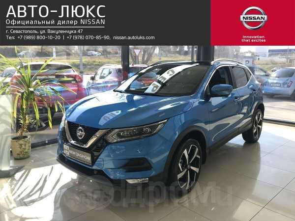 Nissan Qashqai, 2019 год, 1 990 000 руб.