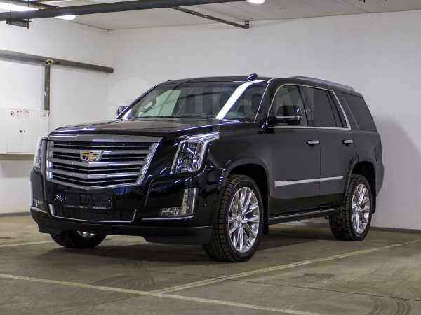 Cadillac Escalade, 2018 год, 5 790 000 руб.