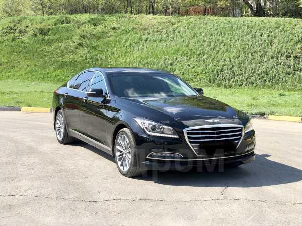 Hyundai Genesis, 2015 год, 1 545 000 руб.