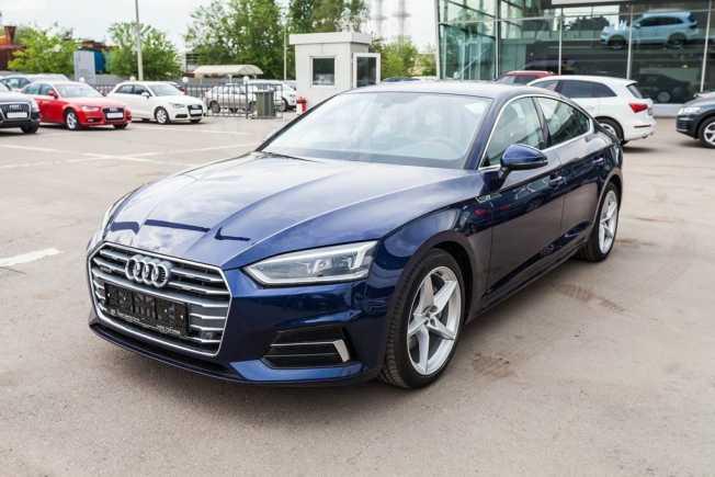 Audi A5, 2019 год, 2 900 000 руб.