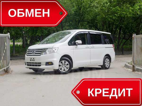 Honda Stepwgn, 2013 год, 1 110 000 руб.