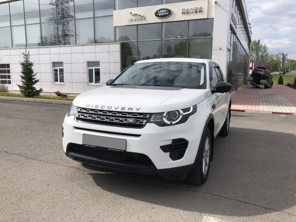Land Rover Discovery Sport, 2015 год, 1 350 000 руб.