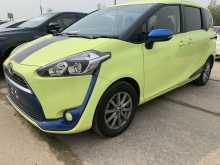 Хабаровск Toyota Sienta 2016