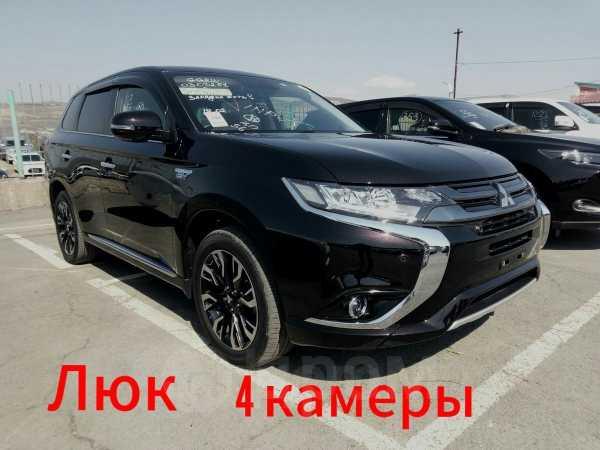 Mitsubishi Outlander, 2016 год, 1 790 000 руб.
