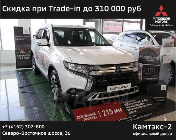 Mitsubishi Outlander, 2018 год, 1 984 000 руб.