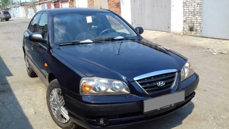 Hyundai Elantra, 2006 год, 305 000 руб.