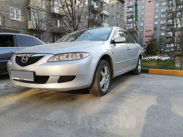 Mazda Mazda6, 2005 год, 285 000 руб.