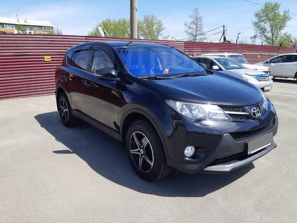 Toyota RAV4, 2013 год, 1 375 000 руб.